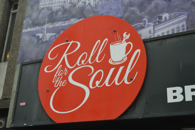 Roll for the Soul logo