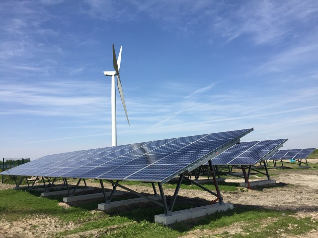 Renewable generators