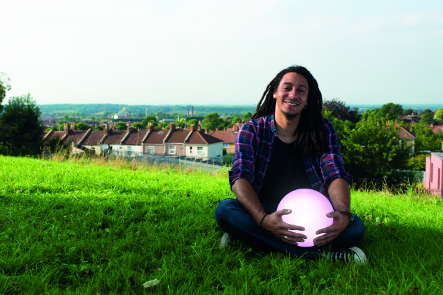 James shares his story about switching to Bristol Energy